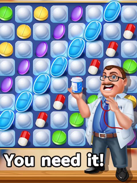 Tiny Hospital Match Puzzle screenshot 3