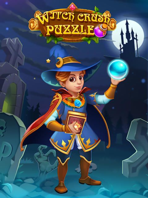 Jewels 2019 Puzzle screenshot 1