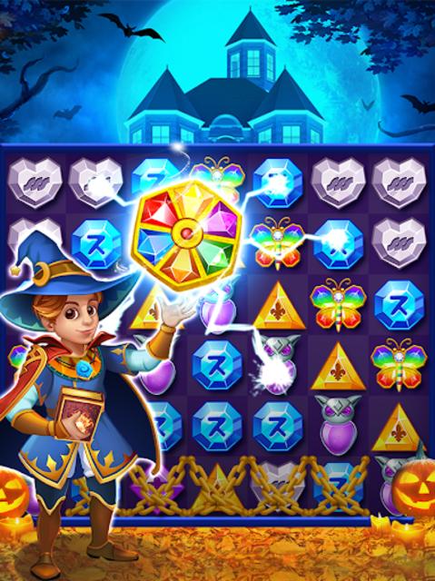 Jewels 2019 Puzzle screenshot 2