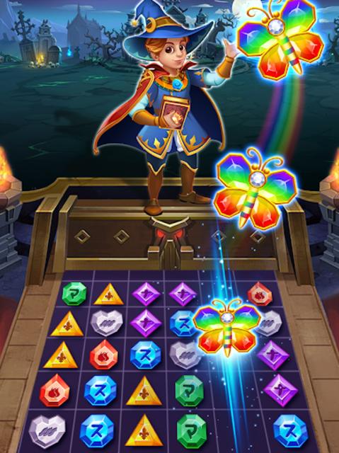 Jewels 2019 Puzzle screenshot 4