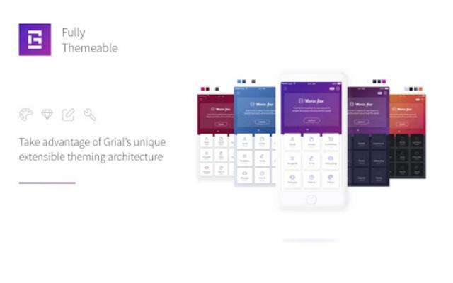 Grial UIKit screenshot 20