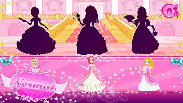 Princess Puzzle - Puzzle for Toddler, Girls Puzzle screenshot 2