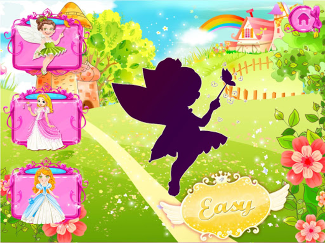 Princess Puzzle - Puzzle for Toddler, Girls Puzzle screenshot 4