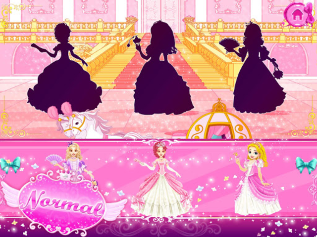 Princess Puzzle - Puzzle for Toddler, Girls Puzzle screenshot 5