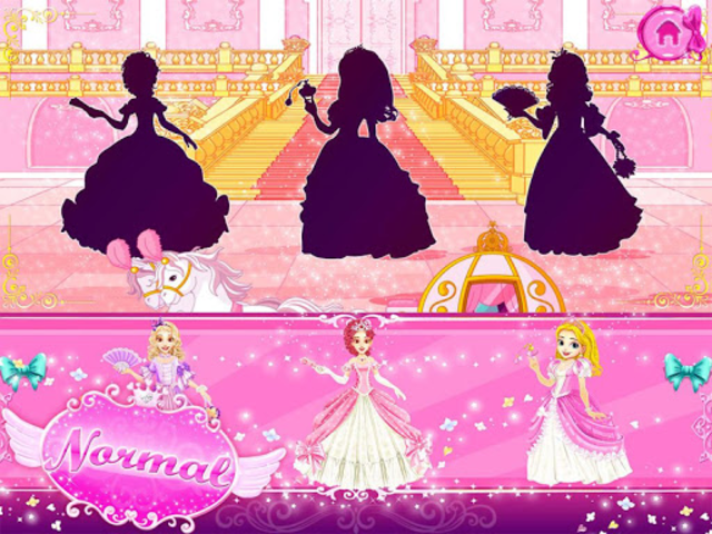Princess Puzzle - Puzzle for Toddler, Girls Puzzle screenshot 8