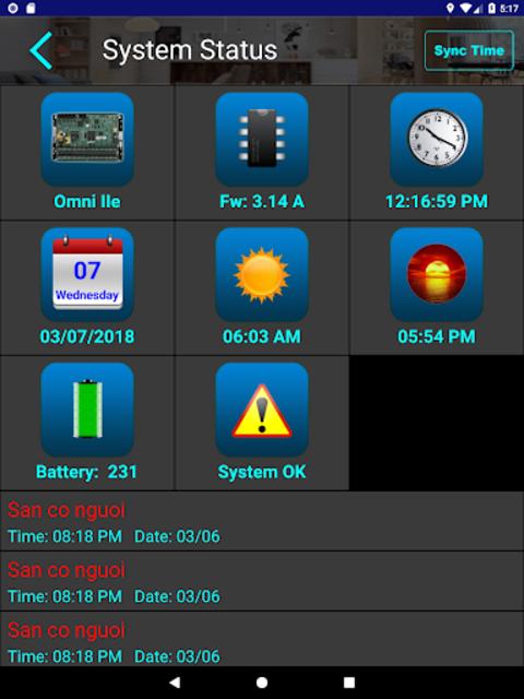 NQLink Pro - OmniPro II, Omni IIe, Omni Lte screenshot 10
