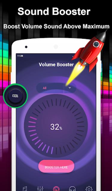 High Loud Volume Booster (Super Sound Booster) screenshot 1