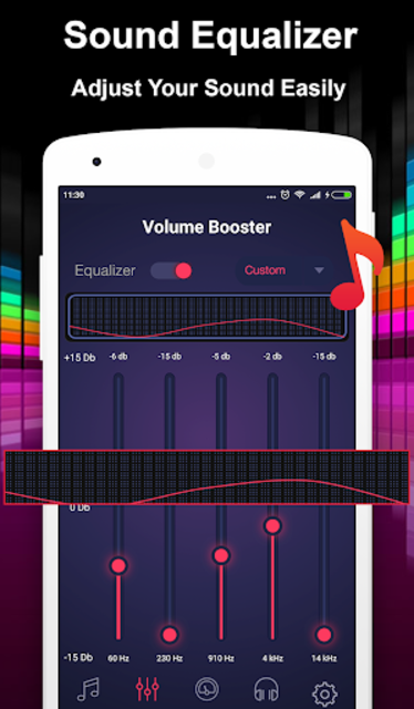 High Loud Volume Booster (Super Sound Booster) screenshot 2