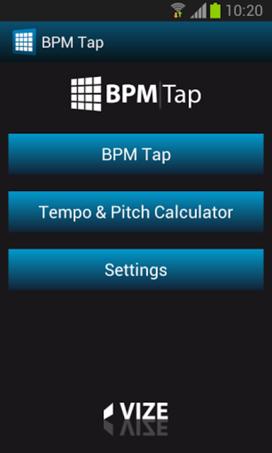 BPM Tap screenshot 1