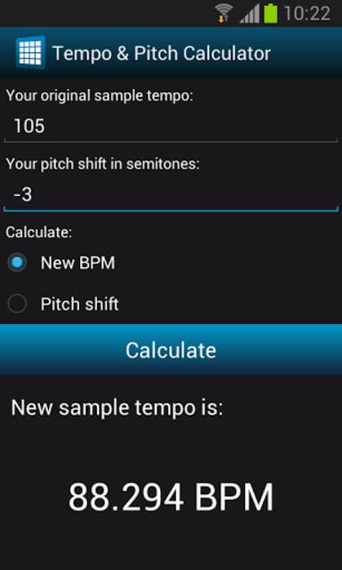 BPM Tap screenshot 5