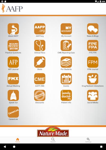 AAFP screenshot 7