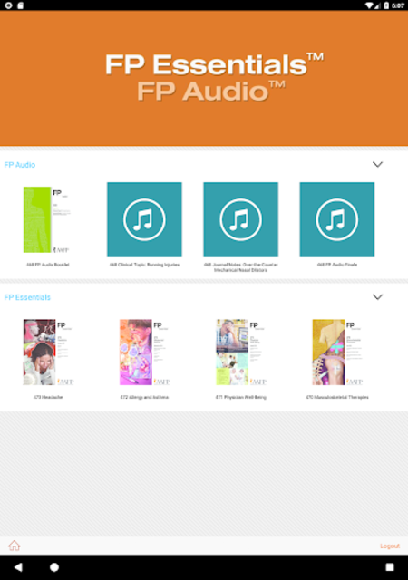AAFP screenshot 11