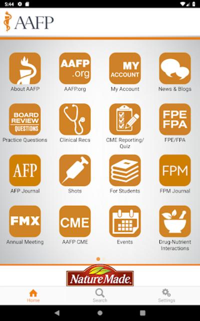 AAFP screenshot 13