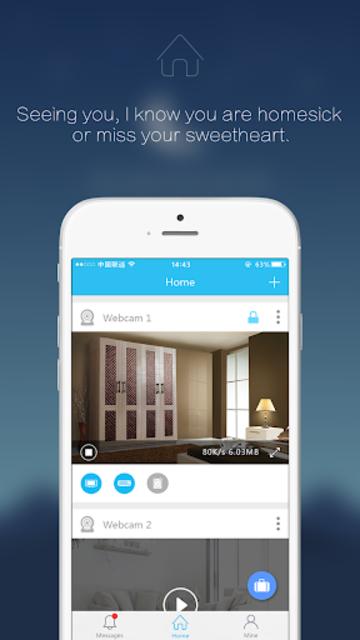 EyeCloud screenshot 1