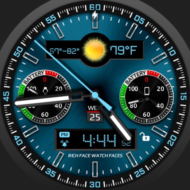 RoverOne Watch Face screenshot 7