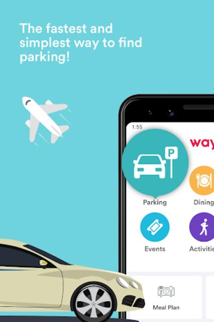 Way - #1 Best Parking App screenshot 1