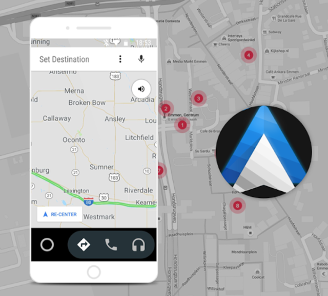 About: Guide for Android Auto Maps app (Google Play version) | Guide