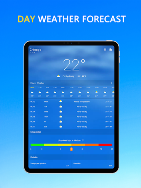 Weather Forecast Pro screenshot 8