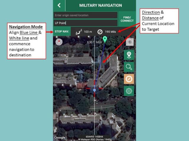 Military Navigation screenshot 6