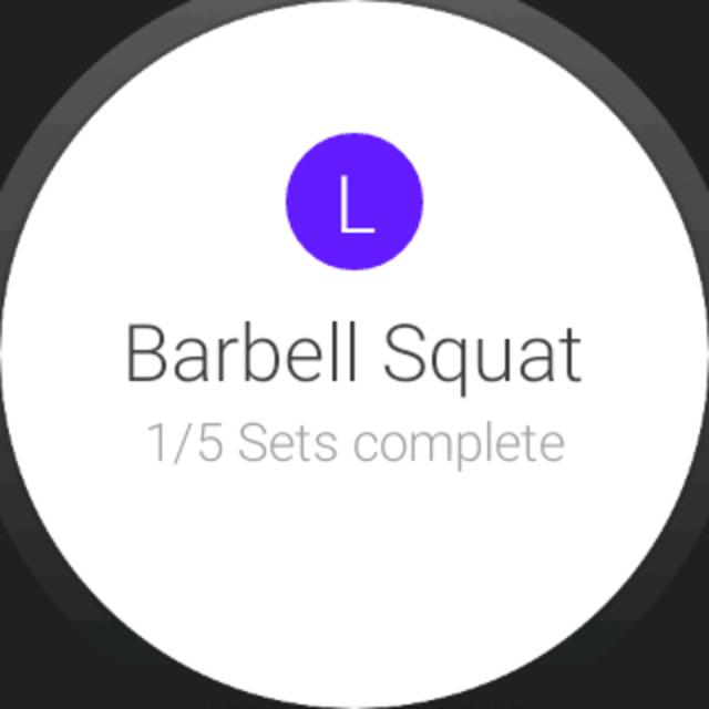 Progression Workout Tracker screenshot 16