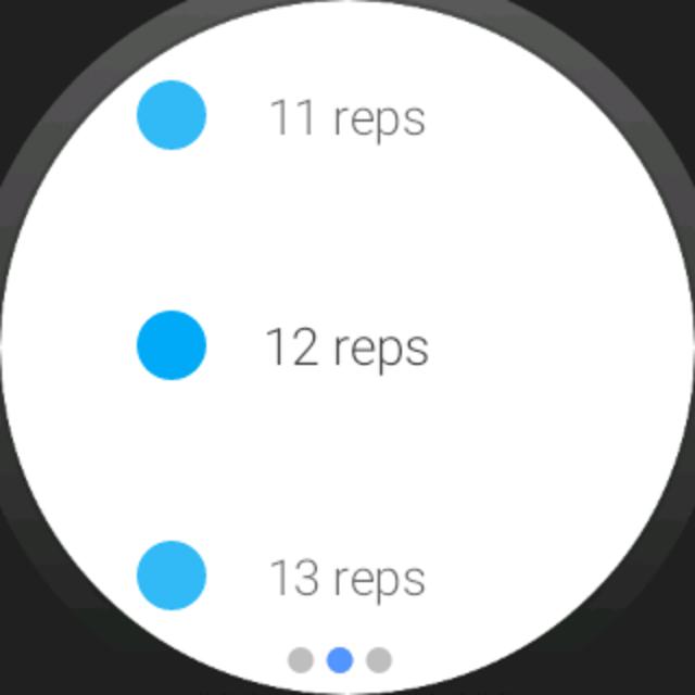 Progression Workout Tracker screenshot 17