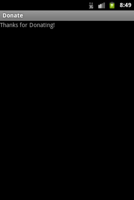 An app 4me screenshot 1