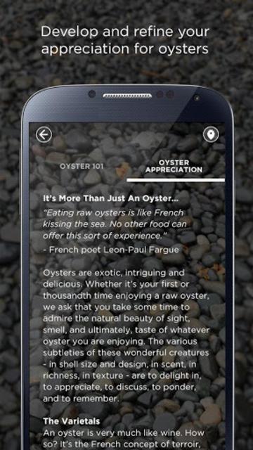 Oystour screenshot 4