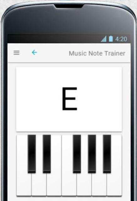 Music Note Trainer screenshot 3