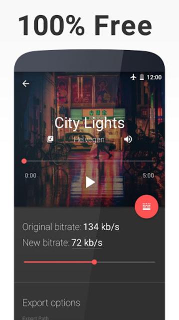 Timbre: Cut, Join, Convert Mp3 Audio & Mp4 Video screenshot 10