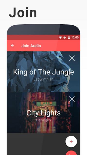 Timbre: Cut, Join, Convert Mp3 Audio & Mp4 Video screenshot 12