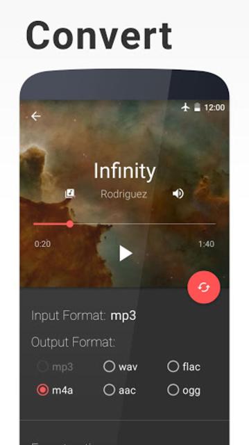 Timbre: Cut, Join, Convert Mp3 Audio & Mp4 Video screenshot 13