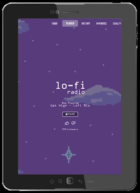 Lo-Fi Radio - Work, Study, Chill screenshot 9