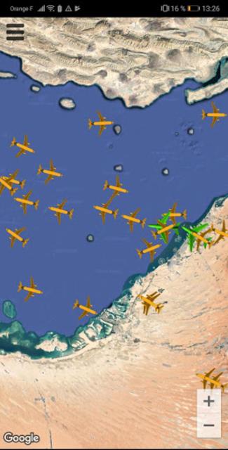 Plane Radar - Flight tracker screenshot 5