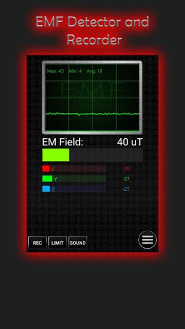Ultimate Ghost Detector (real EMF, EVP recorder) screenshot 10