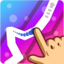 Finger Skills : Follow The Line Addictive Game