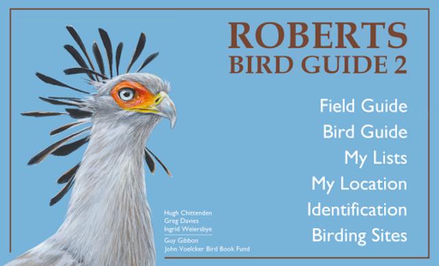 Roberts Bird Guide 2 screenshot 9