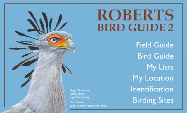Roberts Bird Guide 2 screenshot 17