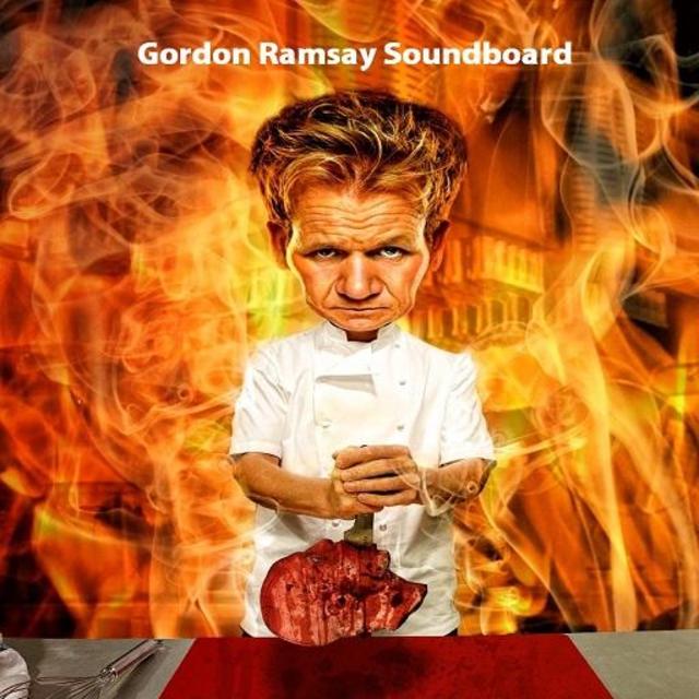 Gordon Ramsay Soundboard screenshot 1
