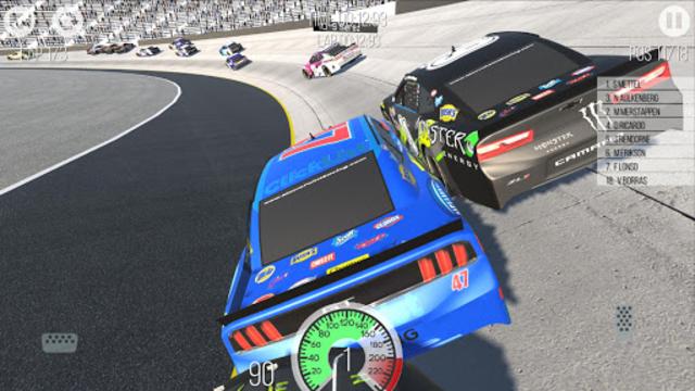 Outlaws - American Stock Car Racing 3D screenshot 10