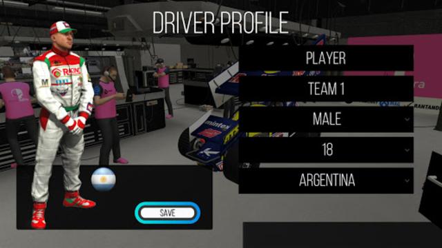 Outlaws - Sprint Car Racing 2019 screenshot 1