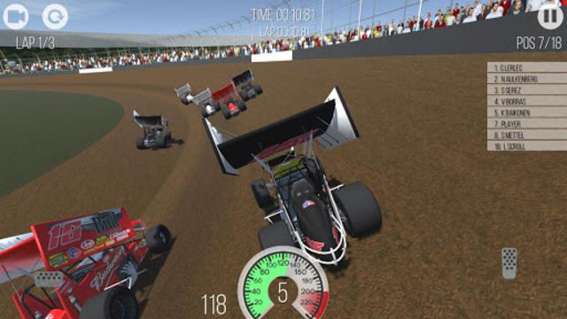 Outlaws - Sprint Car Racing 2019 screenshot 2