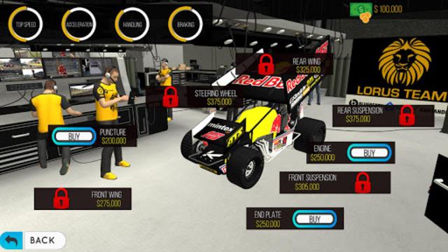 Outlaws - Sprint Car Racing 2019 screenshot 3