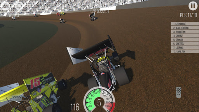 Outlaws - Sprint Car Racing 2019 screenshot 5