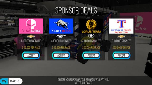 Outlaws - Sprint Car Racing 2019 screenshot 8