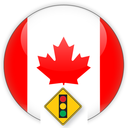 Canada road signs app with grow