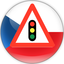 Czech Republic  traffic signs iOS and Android
