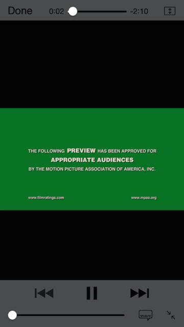 Popcorn Time - Movie Reviews screenshot 2