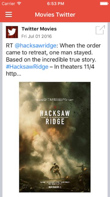 Popcorn Time - Movie Reviews screenshot 4