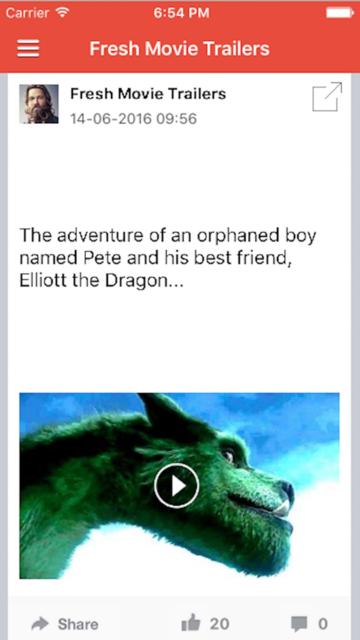 Popcorn Time - Movie Reviews screenshot 5