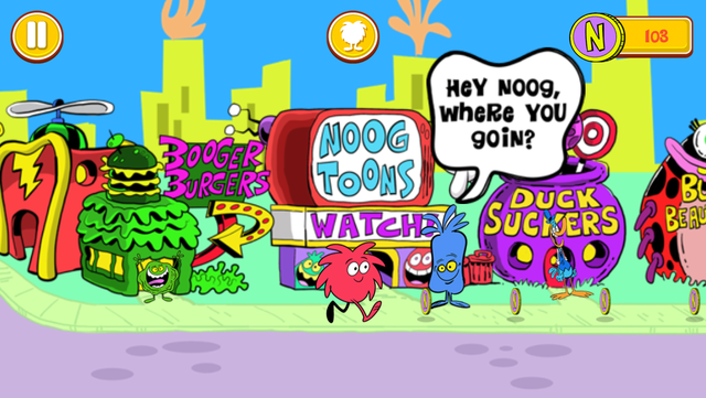 The Noog Network screenshot 2